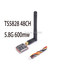 TS5828 5.8Ghz 48Ch 600mW FPV AV Wireless Transmitter for Mini Multicopter