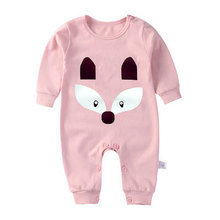 Newborn Baby Girl Romper Infantil Fox Clothes Cheap-clothes-china New Born Clothing(China)