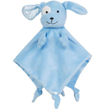 2017 Lovely Baby Soft Plush Appease Towel Baby Hand Towel Cotton Teddy Bear Animal Square Infant Reassure Towel Toys 6Color A85