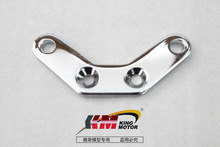 Upper and Lower Front Hinge Pin Supports (set of 2)  Fits HPI Baja 5B, SS, 2.0 5T, 5SC