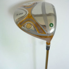 New Golf clubs H  S-02 driver clubs 9  or 10  loft Golf driver Graphite Golf shaft R or S flex Free shipping