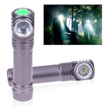 Outdoor Lighting Modern Practical 3 Modes Pen Clip Magnet Torch Flashlight For Camping Hiking Accessories