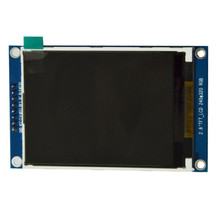 NoEnName_Null SPI ILI9341 drive LCD module 240*320 8 pins HD color display panel 2.8 inch TFT screen