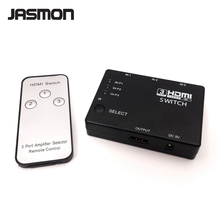 3 HDMI Switch High Definition 3 Port HDMI Switcher HDMI Splitter HDTV HD DVD 1080P Vedio Adaptor For PS3 DVD(China)