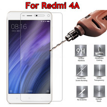 Tempered Glass For Xiaomi Redmi 4A Pro Case Screen Protector on Red rise 4A Prime Global editon Film Cover GLAS Sklo Funda 9H