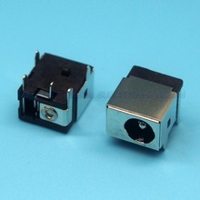 50pcs DC Power Jack plug for ACER HP Gateway ACER LENOVO ASUS DC JACK 2.0mm(China)