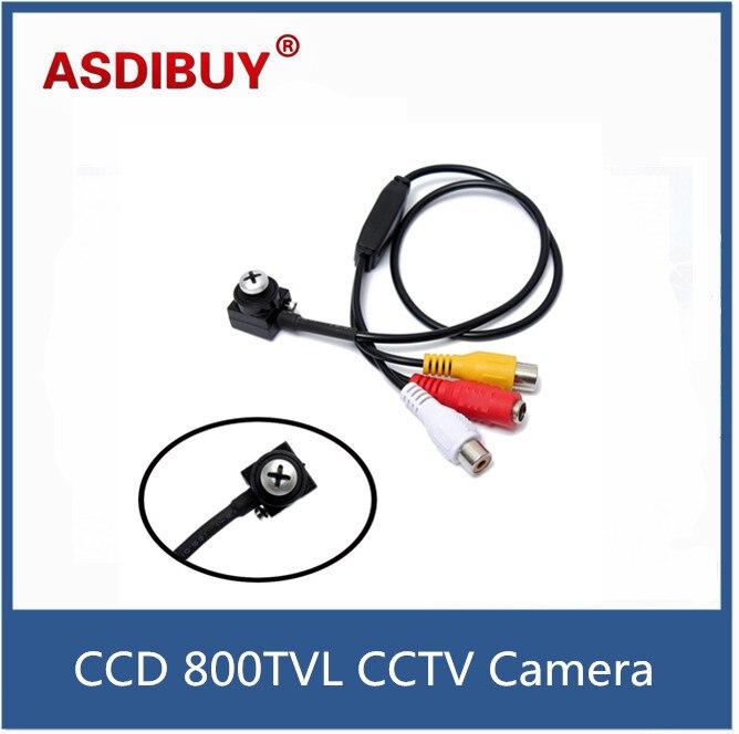 High definition SONY CCD 800TVL CCTV Camera audio video analog security camera <br>