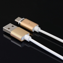 Dongguan Glod Supplier  Magnetic USB Data Cable For Apple