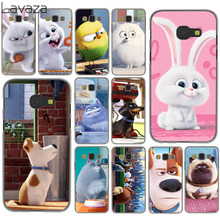 Lavaza The Secret Life of Pets Hard Case for Samsung Galaxy A3 A5 J3 J5 Prime 2015 2016 2017 & A7 J7 Grand Prime 2 Note 4 3