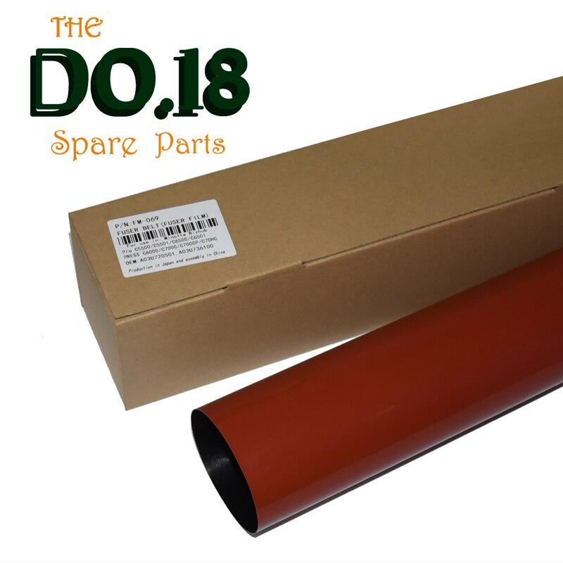 A03U720501 high quality Fuser Sleeve Belt for Konica Minolta Bizhub Pro C5500 C5501 C6500 C6501 PRESS C6000 C7000 Fuser Film (6)
