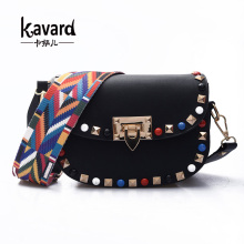 Buy MINI 2017 Vintage Rivet Bags Handbags Women Famous Brand pu Leather Luxury Women Bags Designer Crossbody Ladies Shoulder Bag SAC for $15.64 in AliExpress store