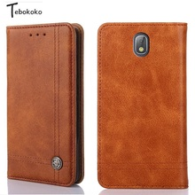 Buy Leather Case Samsung Galaxy J3 J5 J7 Pro Phone Protective Card Slot Wallet Flip Cover Samsung Galaxy J330 J530 J730 2017 for $4.97 in AliExpress store