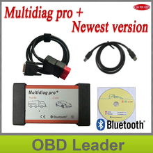 DISCOUNT! Multidiag pro+ obd obd2 diagnostic tool for multi-brand cars and trucks code reader with Bluetooth multi-language