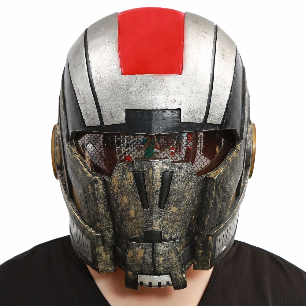 Шлемы супергероев 172