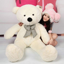 100CM Giant Teddy Bear Giant Plush Stuffed Toys Doll /Lovers/Valentines Gifts Birthday Gift 96339-96342(China)