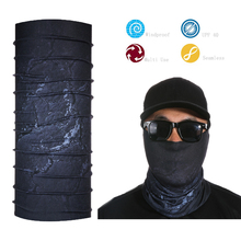 Sports Fishing Face Mask Custom Seamless Bandana