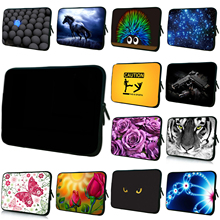 "Black Tablet 7 Case Neoprene Sleeve Netbook Bag 7.7"" 8"" 7.9"" Tablet PC Pouch Case Bags For Amazon Kindle Fire Samsung Galaxy Tab(China)"