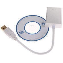 New USB 3.0 to HDMI Converter Cable HDTV HD 1080P Audio Display Graphic Adapter High Quality