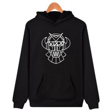 KPOP VIXX Hoodies For Women & Men Fans Support Pullover Sweatshirt Harajuku Hip Hop Fleece vixx logo printed Clothes