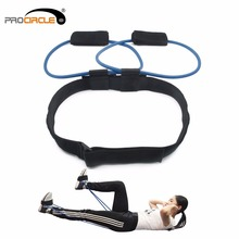 Buy Resistance Training Tubes Waist Belt Ankle Straps Boxing Training Leg Arm Glutes Muscle Workout for $15.94 in AliExpress store