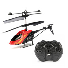 100% Original High Quality And Inexpensive MJ901 2.5CH Mini Infrared Rechargeable And Portable RC Helicopter Kids Toy Gift RTF(China)