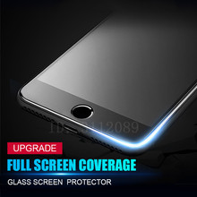Buy Tempered Glass iPhone 7 6 6s Plus 7s Full Cover Film Screen Protector iPhone 6 7 7s Plus 7Plus Tempered Glass Film for $1.43 in AliExpress store