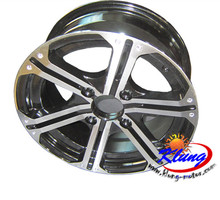 brand new 14x6 or 14x8 aluminum alloy rim for xinyang 1100 buggies ,quad ,atvs ,go karts, off road vehicles(China)