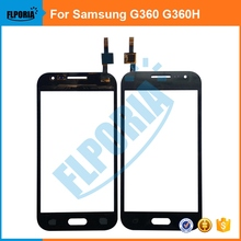 FLPORIA 1PCS For Samsung Galaxy Core Prime G360 G360H  3 Colors Touch Panel Touch Screen Digitizer Sensor Touchscreen