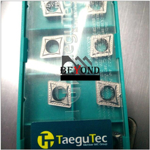 CCMT09T308MT TT8020, 10pcs Genuine Original Korea TaeguTec CNC insert use Large Medium Small mini lather by turning tool holder