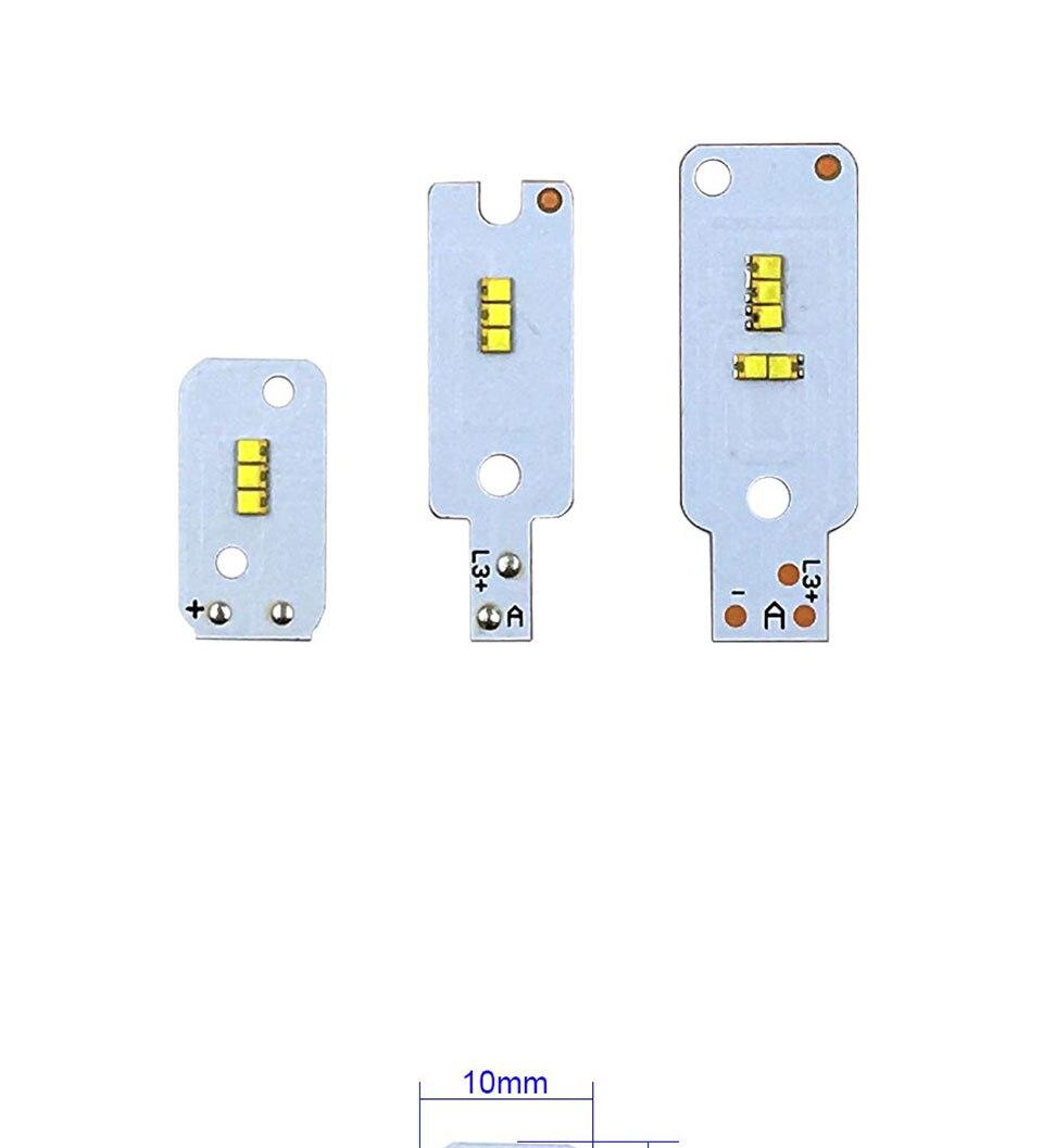ZES COB LED Chip for X3 Car Headlight Bulbs H1 H3 H4 H7 9005 9006 880 H13 9004 9007 Auto Headlamp Light Source X3 ZES Chip (1)