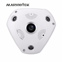 5MP wireless IP Camera wifi 3MP video surveillance camera panoramic 1080P ip digital ptz camera fisheye 960P 720P SD Card Slot(China)