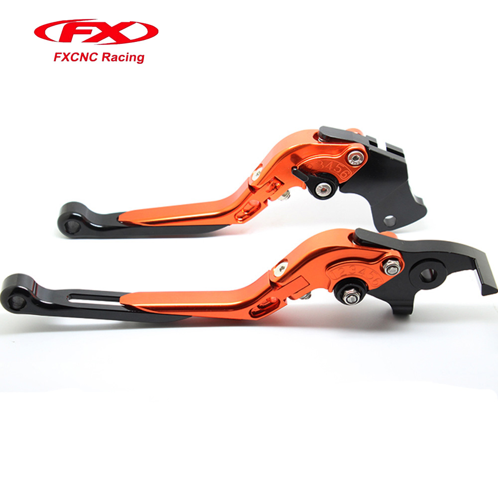 Fx Cnc Extending Folding Clutch Brake Lever  8 Colors  Aluminum For BMW R NINE T 2014-2016  R1200R/R1200RS 2015-2016 R1200RT <br>