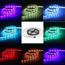 24V DC RGB 5050 Flexible LED strip Red Blue Green Yellow RGB Color Waterproof IP65 Epoxy DC 24V LED Strip For Truck