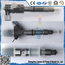 ERIKC Auto Electric Fuel Injector 0445110181 clean and test injection 0 445 110 181,assembling common rail inyector 0445 110 181