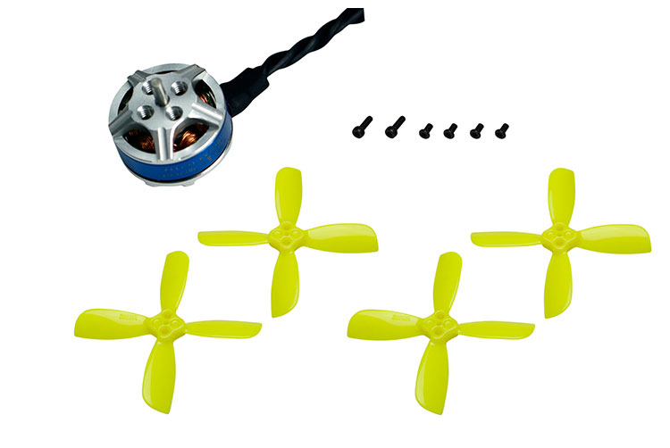 JMT XT1103-7800KV Brushless Motor For ET110 FPV RC Racing Drone Helicopers Spare Parts