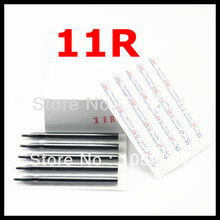 New Pro 50PCS Disposable tattoo Blank Long Disposable Tube Tips Round 11R For tattoos 11RL Needles Free Shipping