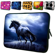 Hot 2016 Laptop Sleeve Bag New 7 10 12 13 14 15 17 17.3 inch Computer Accessories Notebook Zipper Bags Cover Cases Pouch Fr Gift