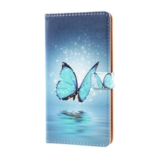 Buy DULCII Cover Sony Xperia XZ Premium Cases Pattern Printing Leather Stand Card Slots Case Sony Xperia XZ Premium Cover for $4.04 in AliExpress store