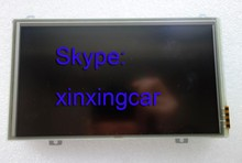 CAR AUDIO CD DVD PALYER DISPLAY WITH TOUCH LQ065CA05000(China)