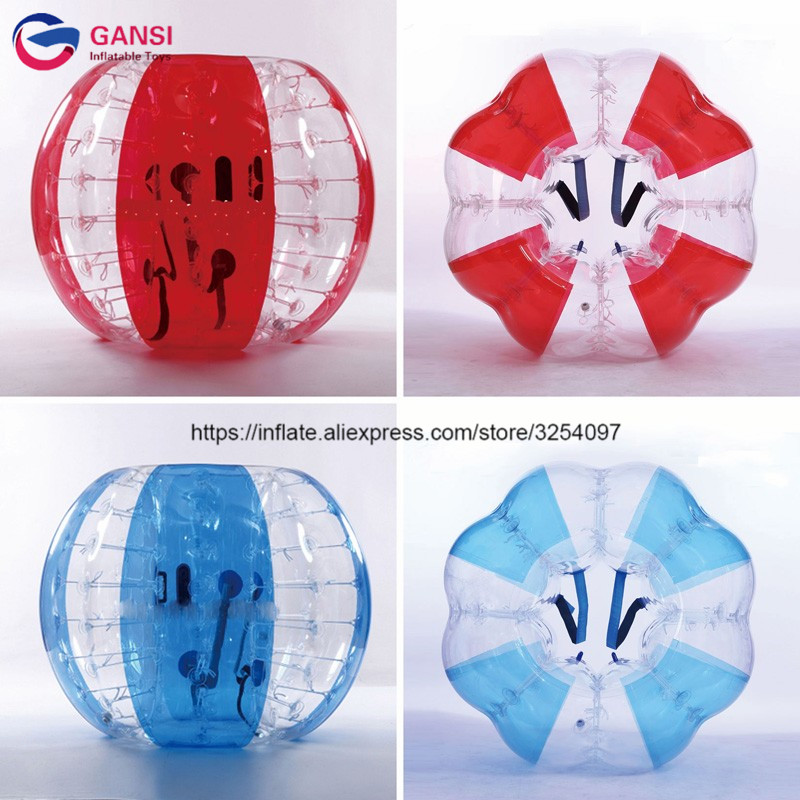 1Clear and Blue or Clear and Red