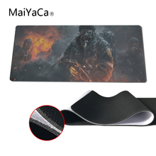 MaiYaCa Original Design Computer Speed Mouse Pads The Division Cleaners Gaming Mouse Pad Rubber Gamer Soft Comfort Mouse Mat(China)