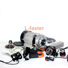 48V 750W BRUSHLESS MOTOR ELECTRIC TRICYCLE RICHSHAW MOTOR KIT ELECTRIC 750W BRUSHLESS MOTOR KIT FOR THREE WHEEL BIKE