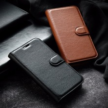 Flip PU Leather Phone Cases For Lenovo Vibe B C A2016 A1010a20 A1010 A20 A2010 A2580 A2860 A2020 A3910 Lichee Wallet Card Holder