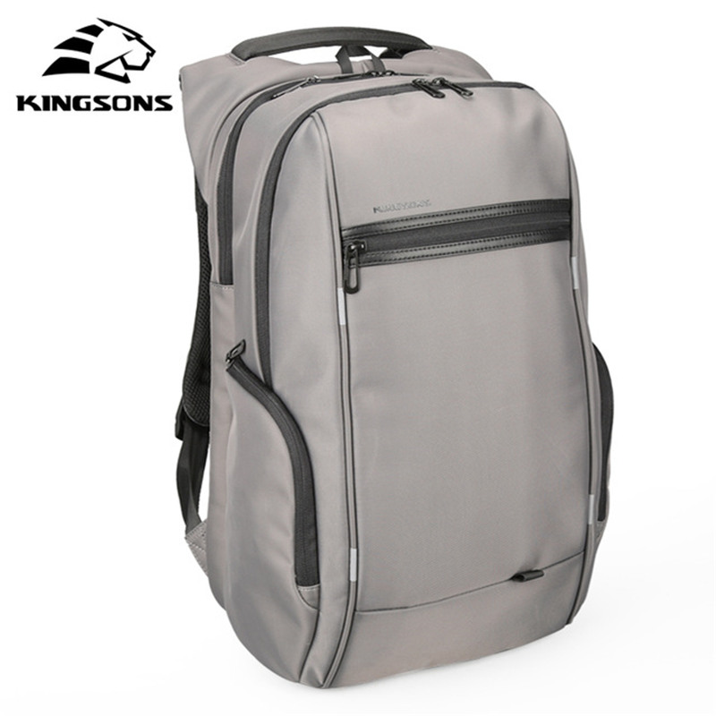 Kingsons Mini Backpacks Men Women 15 17 Inch USB Charging Anti Theft Laptop Backpack For Teenager Girls Boys Travel Bagpack Bags<br>