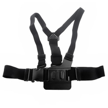 GoPro Chest Mount strap Chesty Harness for xiaomi yi Go Pro HD Hero 1 2 3 4 5 sports sj4000 sj5000 sj6000 camera accessories(China)