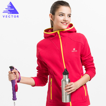 VECTOR Outdoor Fleece Jacket Women Professional Windproof Camping Hiking Jackets Climbing Travel Sport Coats 90010(China)