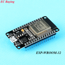 ESP32 ESP-32S Development Board WiFi+Bluetooth Ultra-Low Power Consumption Dual Cores ESP-32 ESP-32S Board New Arrival