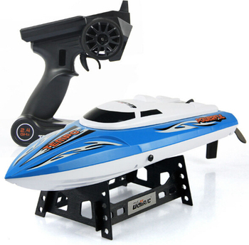 New Udi 002 Udi902 2.4g 4ch High Speed RC Electric Sporting Boat with Water Cooling System/ Low Voltage Alarm/ Rollover vs FT012