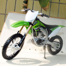 MAISTO 1/12 Scale Japan Kawasaki KX 450F Motorcycle Diecast Metal Motorbike Model Toy New In Box For Collection/Gift/Kids