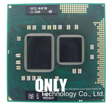 Original Intel core Processor I5 450M 3M Cache 2.4 GHz Laptop Notebook Cpu Processor Free Shipping I5-450M